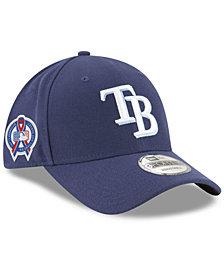 New Era Tampa Bay Rays 9-11 Memorial 9FORTY Cap