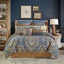 Croscill Allyce 4 Pc California King Comforter Set