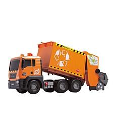 - 21 Inch Air Pump Garbage Truck