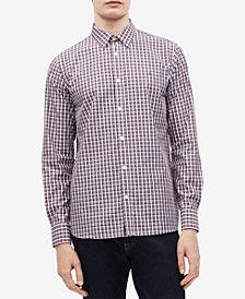 Calvin Klein Men's Plaid Shirt