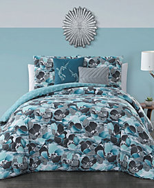 Simone 5 Pc Queen Comforter Set