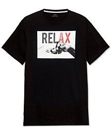 A|X Armani Exchange Men's Relax Graphic T-Shirt