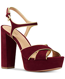 MICHAEL Michael Kors Lexie Platform Sandals