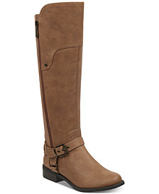 G by GUESS Harson Wide-Calf Tall Riding Boots