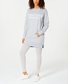 Calvin Klein Performance Long Sweatshirt