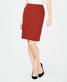 Kasper Straight Skirt