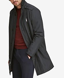 Men's City Oxford Water Resistant Car Coat