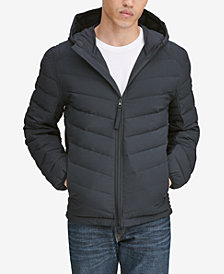 Marc New York Men's Delavan Packable Hooded Jacket