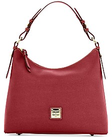Dooney & Bourke Saffiano Leather Hobo