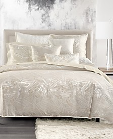 Hotel Collection Alabastar Duvet Covers, Created for Macy's