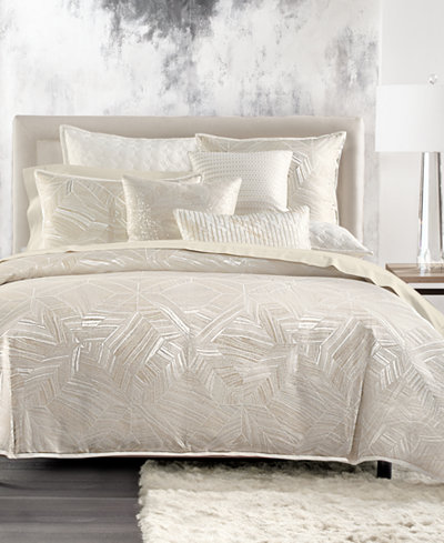 Hotel Collection Alabastar Bedding Collection, Created for Macy's