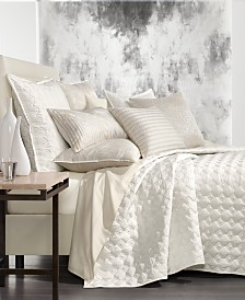 Hotel Collection Alabastar King Quilted Coverlet, Created for Macy's