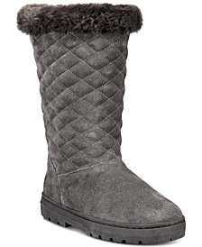 Style & Co Nickyy Cold-Weather Boots, Created for Macy's