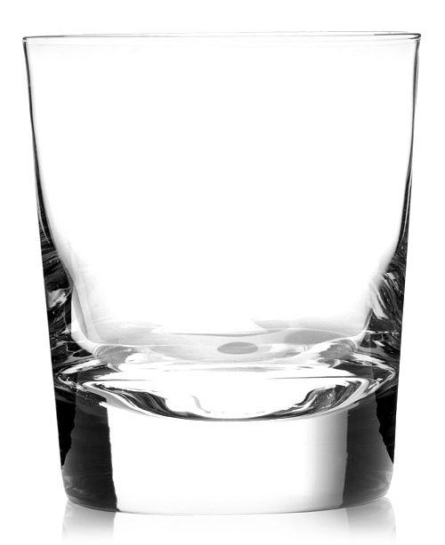 Luigi Bormioli Glassware, Set of 4 Allegro Double Old Fashioned Glasses