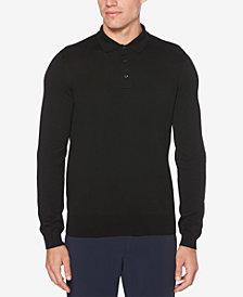 Perry Ellis Men's Sweater Polo