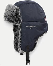 Men's Lined Trapper Hat