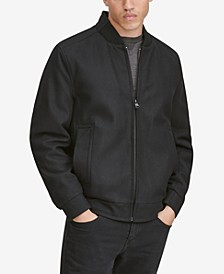 Men's Barlow Wool Bomber Jacket