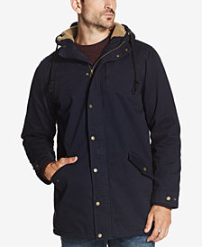 Weatherproof Vintage Men's Sherpa Fleece-Lined Jacket