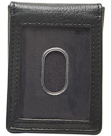 Men's Lloyd Money Clip Leather Wallet