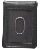 5be39622588 Tommy Hilfiger Men s Lloyd Money Clip Leather Wallet