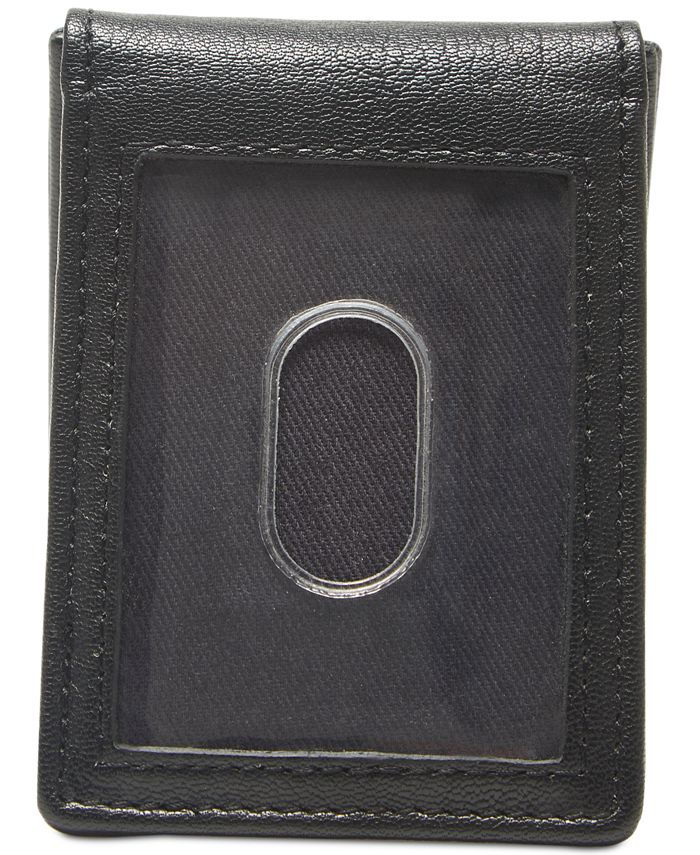 Tommy Hilfiger - Men's Lloyd Money Clip Leather Wallet
