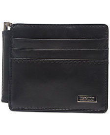Kenneth Cole Reaction Men's Front-Pocket Leather Wallet