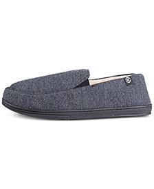 Isotoner Men's Moccasin Slippers