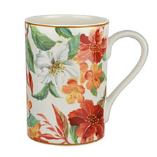 Portmeirion Maui Mug White - Set of 4