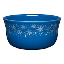 Snowflake 28 oz Gusto Bowl