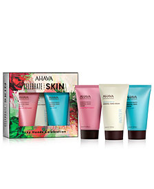 Ahava 3-Pc. Silky Hands Celebration Gift Set