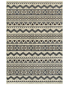 Oriental Weavers Linden 7824A Grey/Blue Area Rug