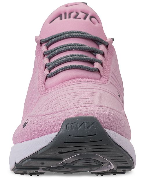 bb7593cb9f7c1 ... Nike Girls  Air Max 270 SE Casual Sneakers from Finish Line ...