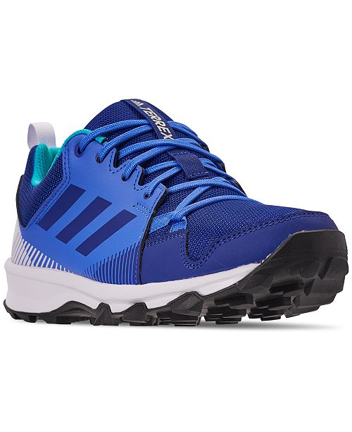 lowest price fca91 39f92 ... adidas Womens Terrex Tracerocker Trail Running Sneakers from Finish  Line ...