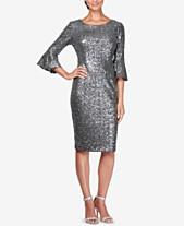 b53eb4880e Alex Evenings Dresses for Women - Macy s