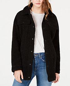 Levi's® Oversized Sherpa Trucker Jacket