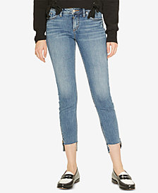 Silver Jeans Co. Aiko Ankle Slim-Leg Jeans