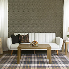 Tempaper Novogratz for Tempaper Ovals Self-Adhesive Wallpaper