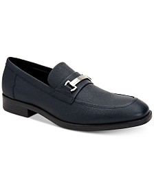 Calvin Klein Men's Craig Scotch Grain Leather Loafers