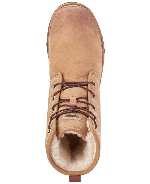 b3067e19b1b Men's Harkley Waterproof Leather Boots