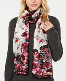 Vince Camuto Garden Path Oblong Scarf