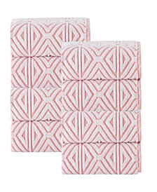 Enchante Home Glamour 8-Pc. Turkish Cotton Hand Towel Set