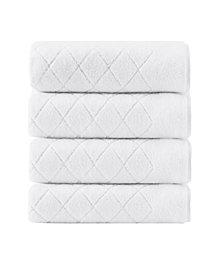 Encante Home Gracious 4-Pc. Bath Towels Turkish Cotton Towel Set