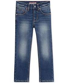Tommy Hilfiger Little Boys Rebel Fit Jeans