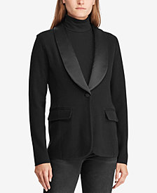 Lauren Ralph Lauren Tuxedo Jacket