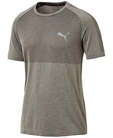 Puma Men's evoKNIT Colorblocked T-Shirt