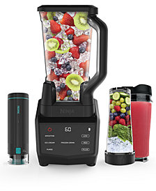 Ninja® Smart Screen Blender DUO with FreshVac Technology  CT661V