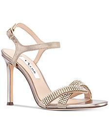 Davia Evening Sandals