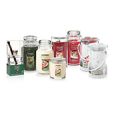 Yankee Candle Holiday Collection