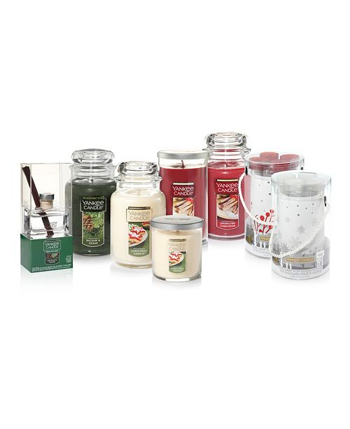 Yankee Candle Holiday Collection Candles Amp Home