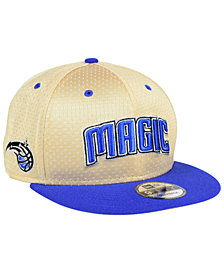 New Era Orlando Magic Champagne 9FIFTY Snapback Cap